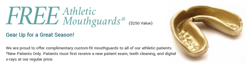 Free Athletic Mouthguards Evaluation